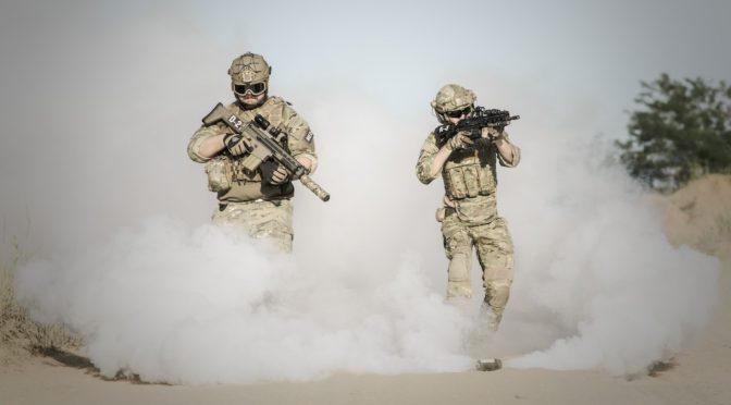 Managing Terrorism