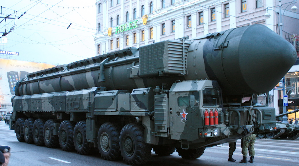 Nuclear Arms Control