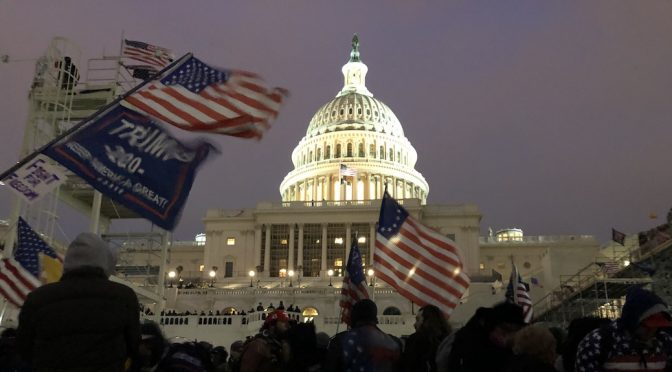 The January 6, 2021, Capitol Riots: Resisting Calls for More Terrorism Laws