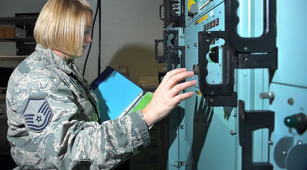 Nuclear Command and Control